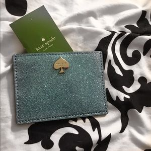 Kate Spade Credit Cars Holder NWT